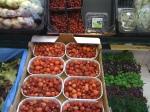 Wild strawberries! YUMMY!