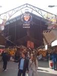 Market entrance.